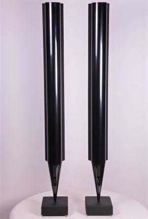 Bang & Olufsen Black Speakers
