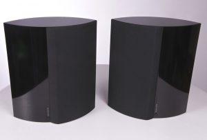 B&O Black Speakers