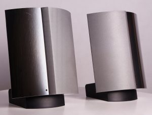 BeoLab 4000 Silver Table Stands