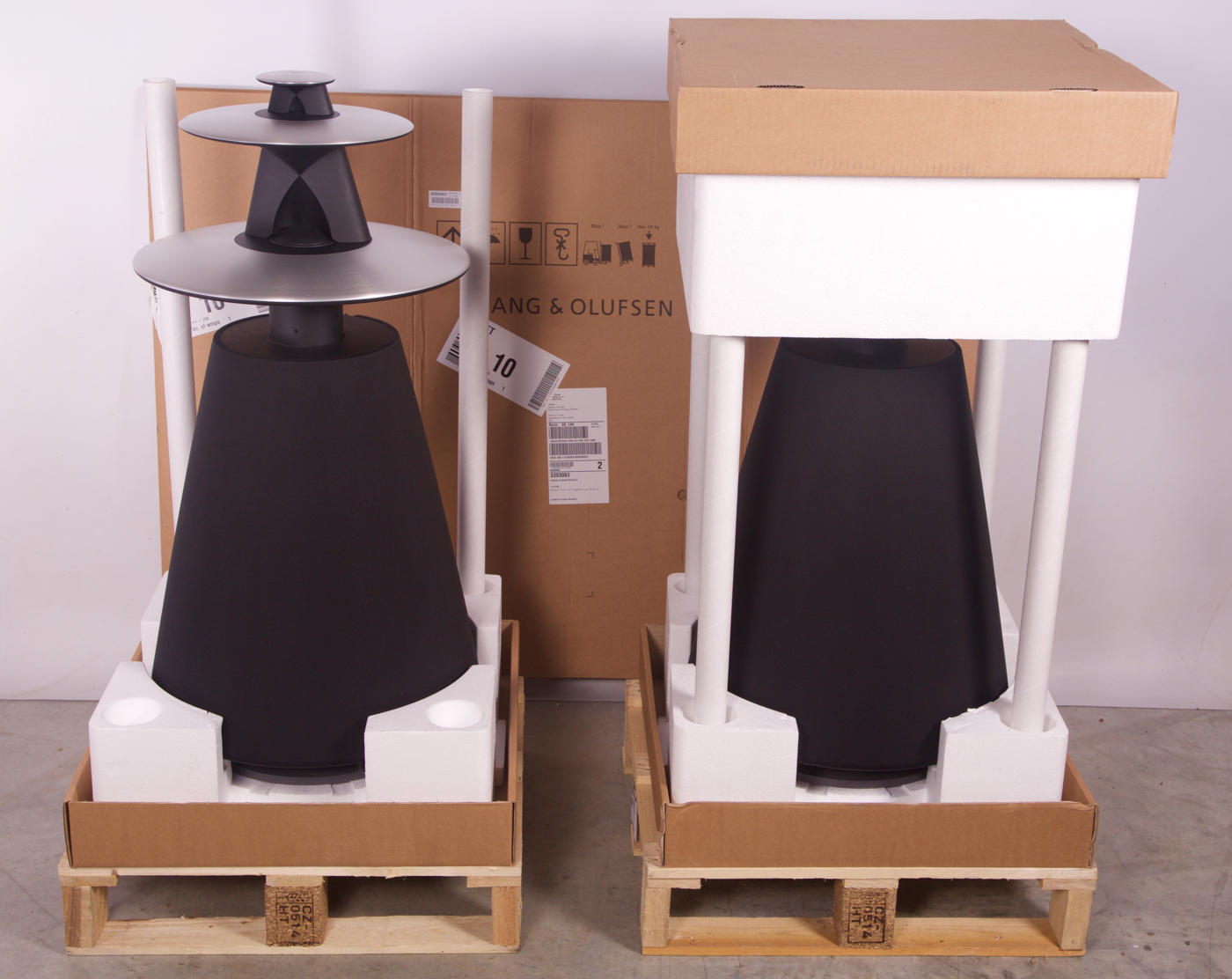 BeoLab 5 Packaging