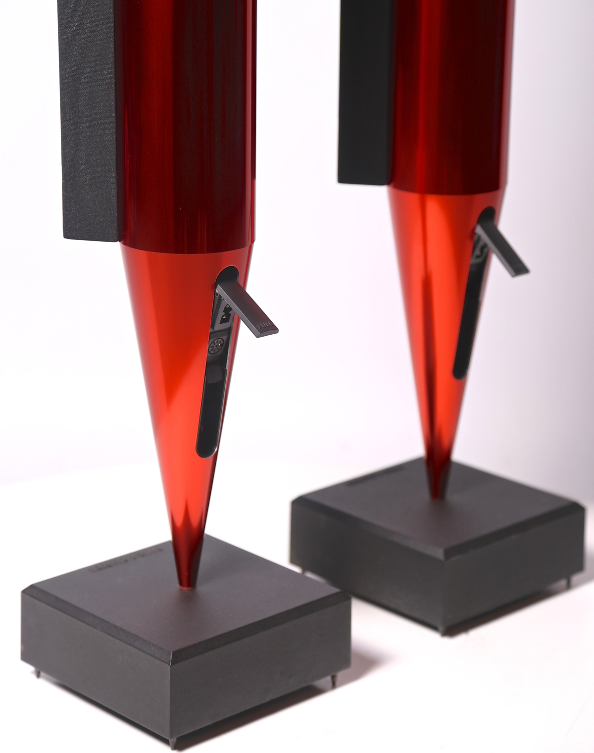 BeoLab 8000 Red Speakers