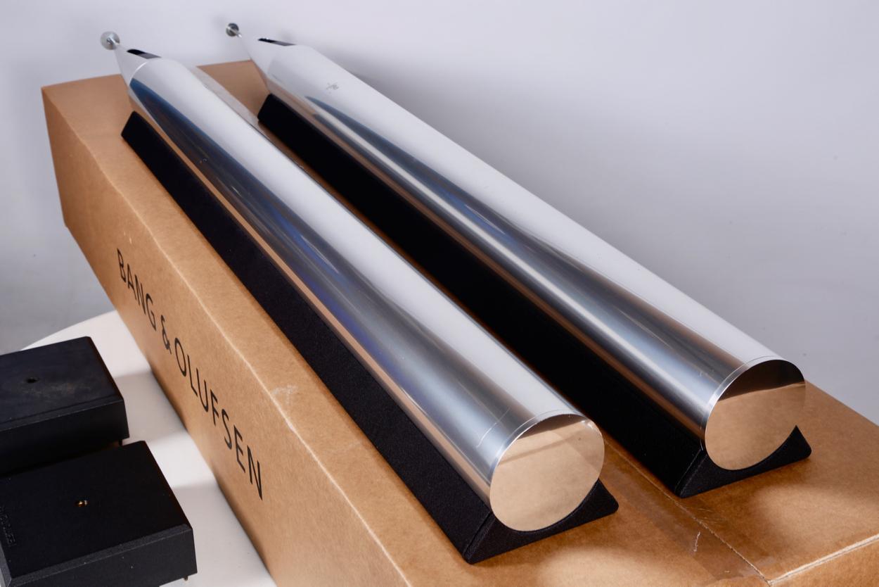 BeoLab 8000 Top Aluminum Cases