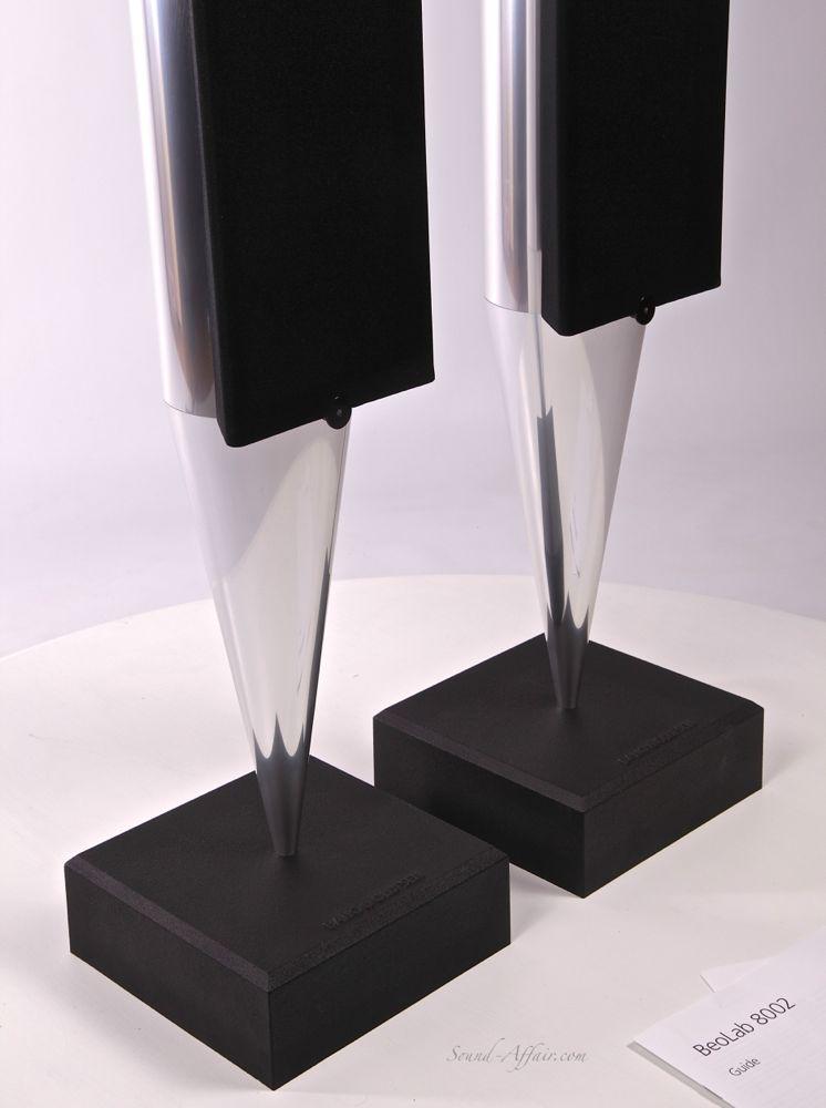 BeoLab 8002 Aluminium Speakers