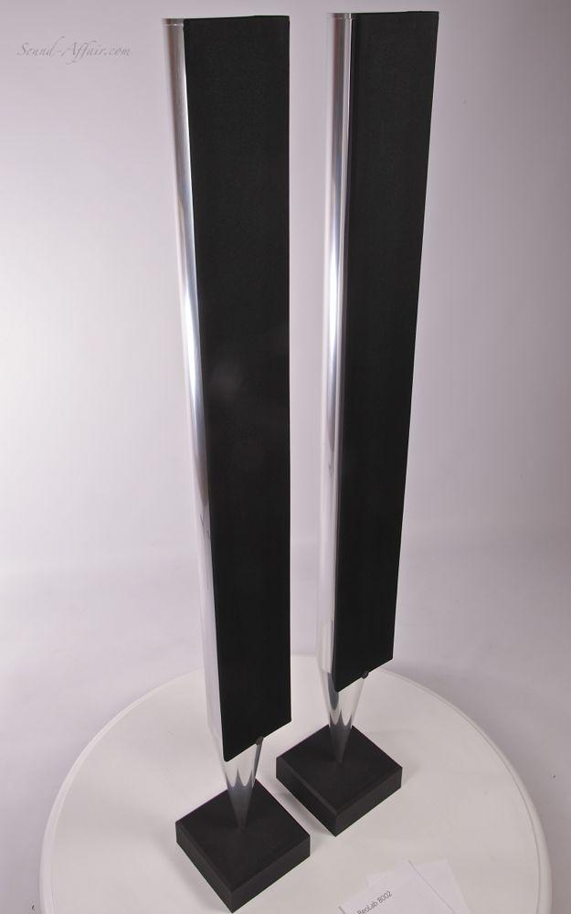 BeoLab 8002 Silver Black