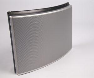 BeoSound 1 Aluminium Silver Music System