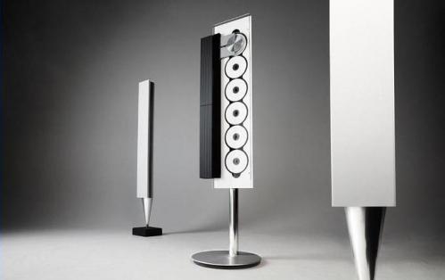 BeoSound 9000 - Aluminium Floor Stand