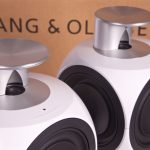 Bang and Olufsen BeoLab 3 speakers White