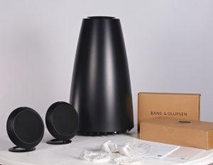 BeoPlay S8 2.1 Loudspeaker System Black