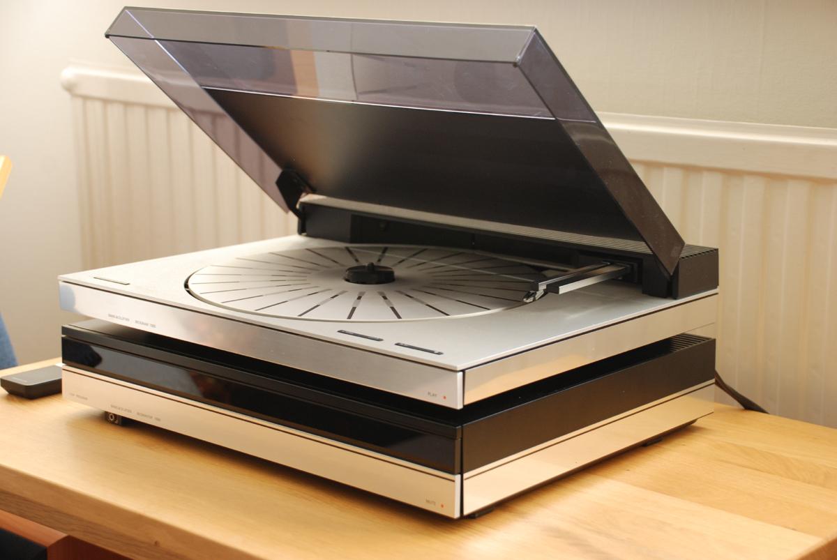Bang & Olufsen - BeoGram 6500 record deck