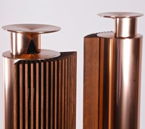 Bang and Olufsen BeoLab 18 Gold Speakers