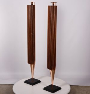 Bang and Olufsen BeoLab 18 Speakers Rose Gold 90th Anniversary