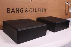 BeoLab 8000 Mint Black Bases