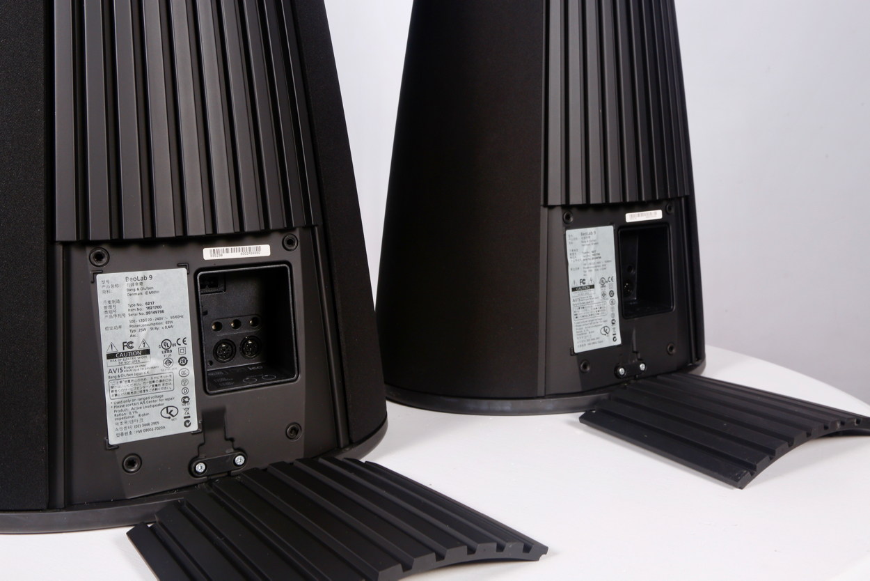 Bang & Olufsen BeoLab 9 connections