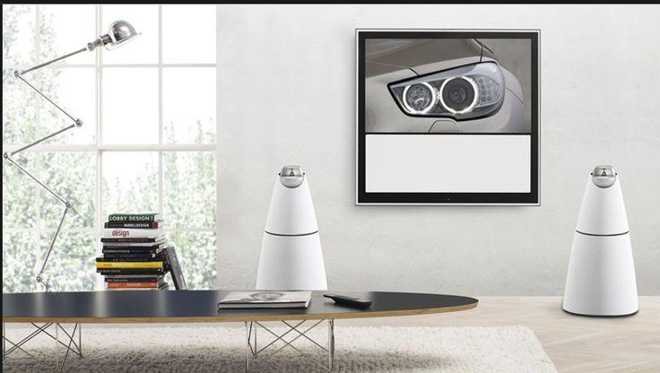 Bang & Olufsen BeoLab 9 Speakers