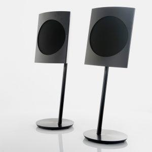 BeoLab 17 speakers in black