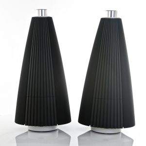 BeoLab 20 Black and Silver