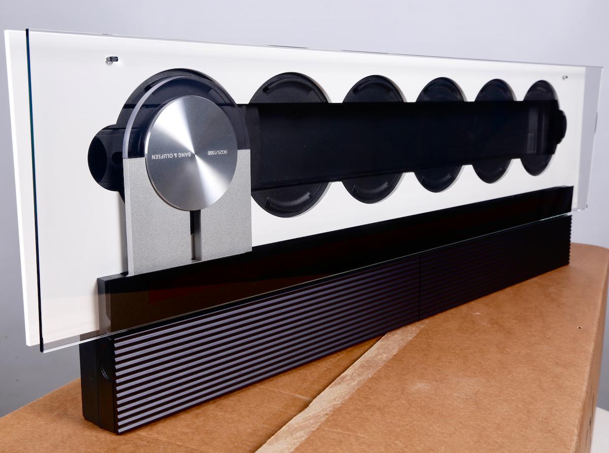 BeoSound 9000 White 6 CD Player